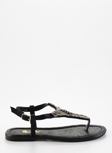 Bambi Sandalet Siyah